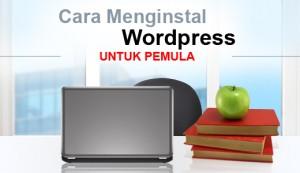 cara menginstal wordpress untuk pemula