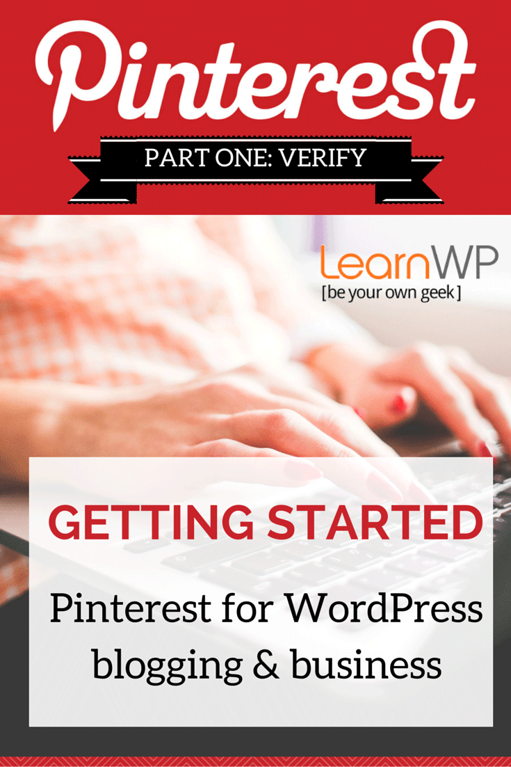 Pinterest On Wordpress