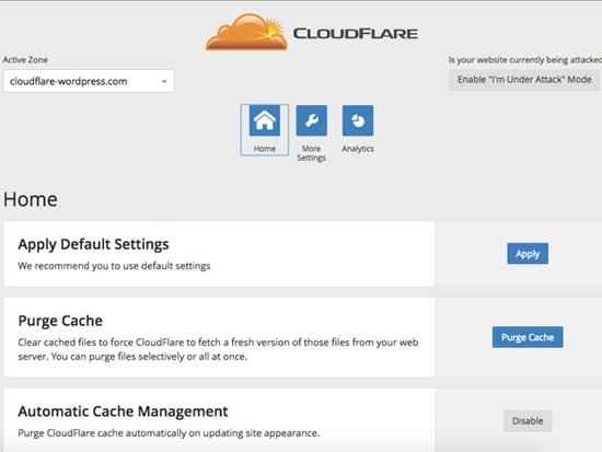 Plugin CloudFlare Untuk WordPress Resmi Dirilis