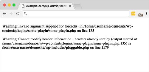 Memperbaiki Error File Pluggable.php di WordPress