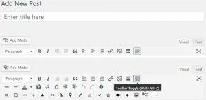 Memperbaiki Error WordPress Visual Editor