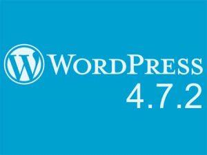 WordPress 4.7.2 Dirilis Perbaiki Bugs SQL Inejction