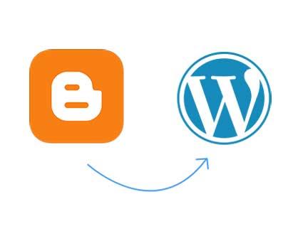 Cara Transfer Blogger ke WordPress