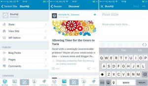 Gunakan Aplikasi WordPress Dari Android dan iPhone