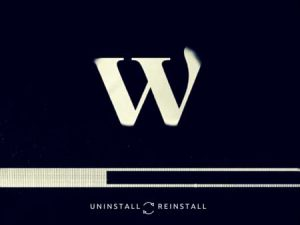 Cara Install Ulang WordPress
