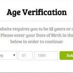 Cara Menambahkan Verifikasi Umur di Website WordPress