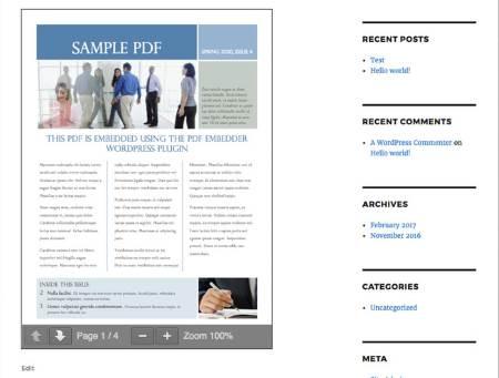 5 Plugin WordPress Terbaik Untuk Menampilkan PDF