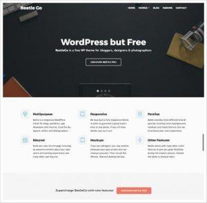Tema WordPress Gratis dengan Tampilan Profesional