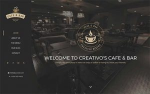Tema WordPress Terbaik Untuk Cafe dan Bar