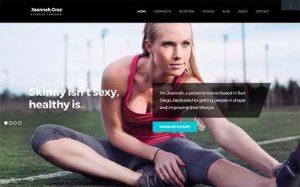 Tema WordPress Terbaik Untuk Situs Fitness