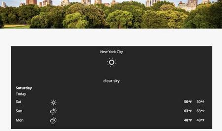 Cara Menambahkan Prakiraan Cuaca di WordPress